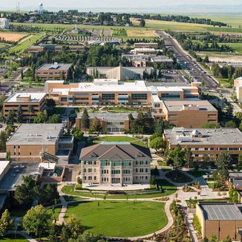BYU Idaho Building