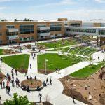 アイダホのキャンパス