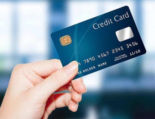 クレジットカードは持って行った方がいいですか?