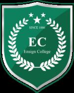 エンサインカレッジロゴ